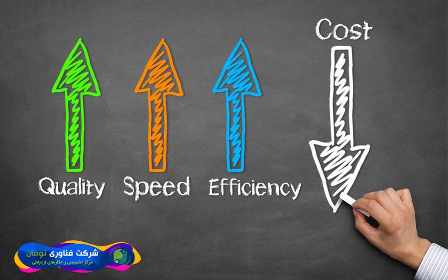 کاهش هزینهها با سیستم ویپ